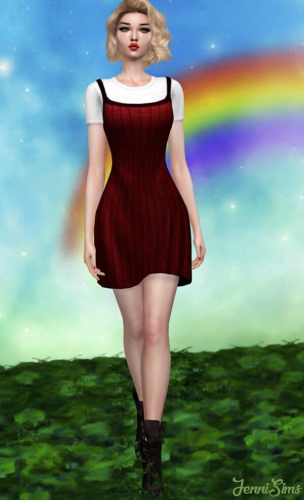 Base Game Dress from Jenni Sims
