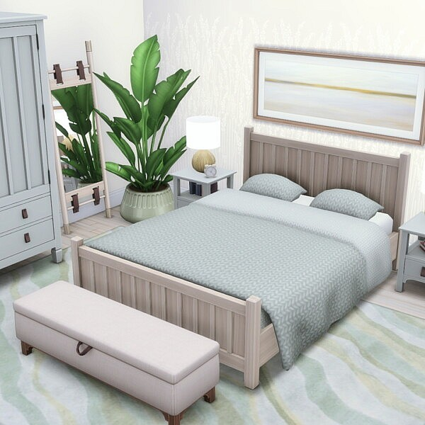 Cozy Knits Bedding from Simsational designs