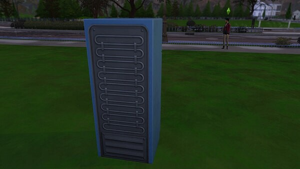 Crisponix Budget Dee Lux by chibievil from Mod The Sims