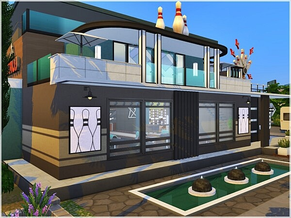 Bowling Club by Ray Sims from TSR