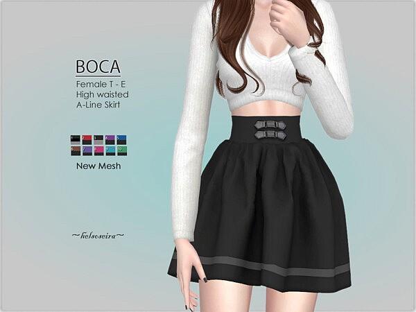 Boca Mini  by Helsoseira from TSR