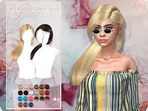Absibdeon Hair sims 4 cc