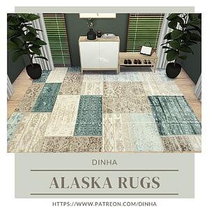 Alaska Rugs sims 4 cc