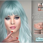 Angelina facemask