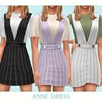 Anne Dress sims 4 cc