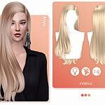 Anya Hair sims 4 cc