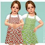 Aria Dress sims 4 cc