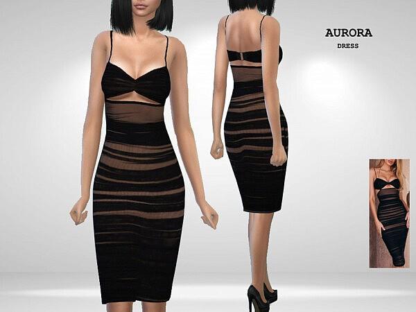 Aurora Dress by Puresim from TSR
