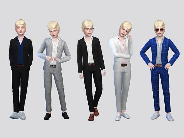 Bastian Boys Suit sims 4 cc
