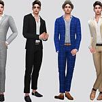Bastian Mens Suit sims 4 cc