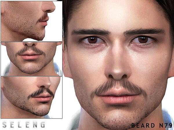 Beard N79 by Seleng from TSR