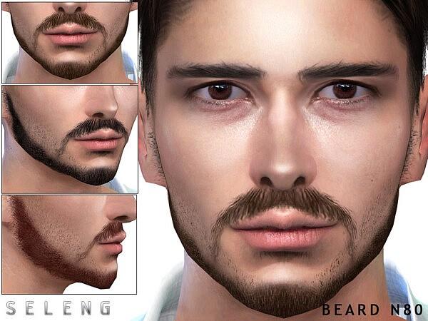Beard N80 sims 4 cc