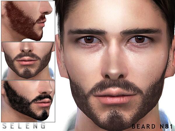 Beard N81 sims 4 cc
