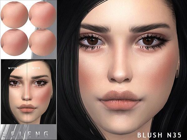Blush N35 sims 4 cc