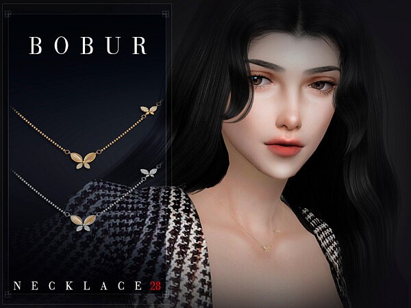Necklace 28 by Bobur from TSR