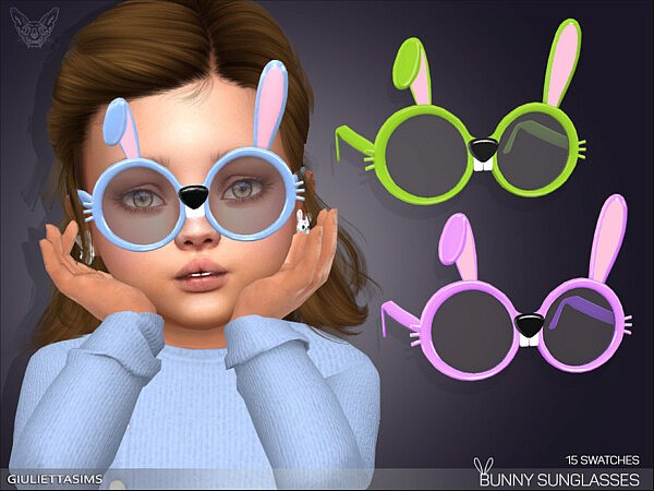 Bunny Sunglasses TG by feyona from TSR