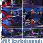 CAS Backgrounds Del Sol Valley 2021 sims 4 cc
