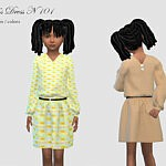 Childs Dress n 101 sims 4 cc