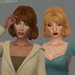 Clarisse Hair sims 4 cc