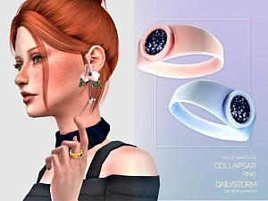 Collapsar Ring sims 4 cc