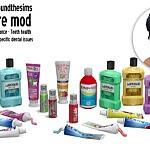 Dental care sims 4 cc