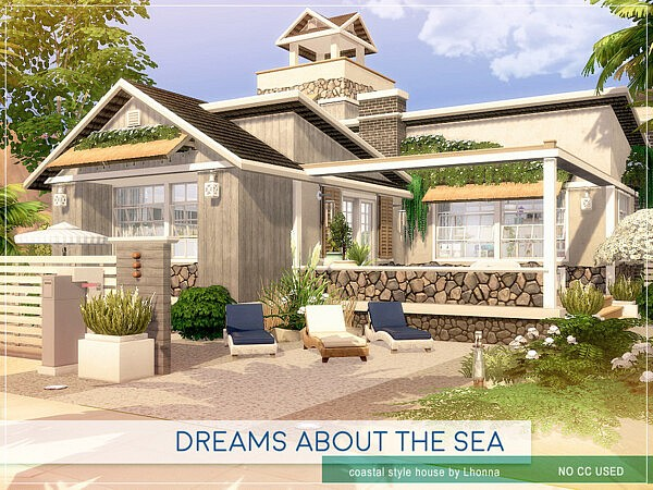 Dreams About The Sea by Lhonna from TSR