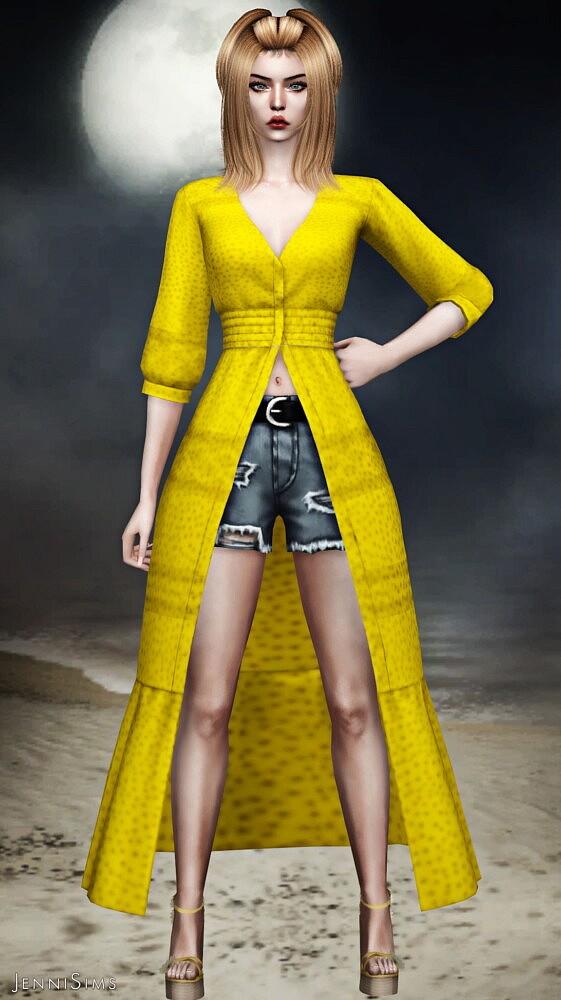 Dress sims 4 cc