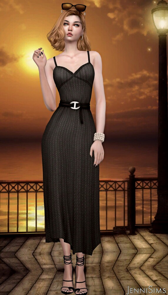 Dress sims 4 cc1
