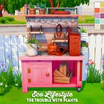 Eco lifestyle recolors sims 4 cc