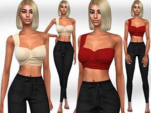 Elegant FullBody Outfit sims 4 cc