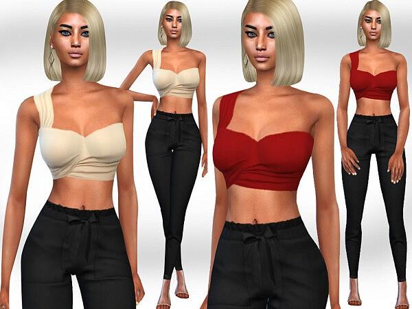 Elegant FullBody Outfit by Saliwa from TSR