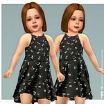 Elly Dress sims 4 cc