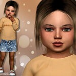 Emma Starford sims 4 cc