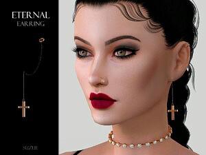 Eternal Earrings sims 4 cc