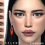 Eyebrows N112 sims 4 cc
