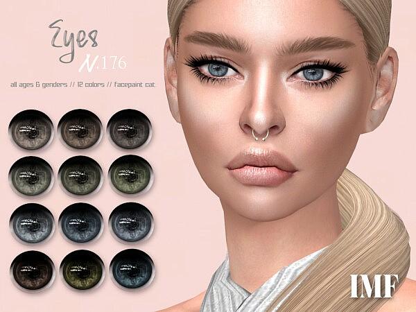 Eyes N.176 sims 4 cc