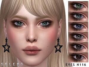 Eyes N116 sims 4 cc