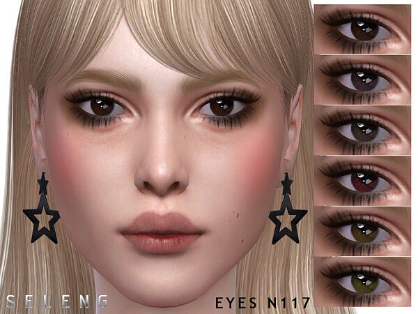 Eyes N117 by Seleng from TSR