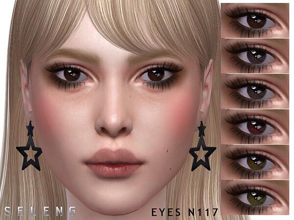 Eyes N117 sims 4 cc
