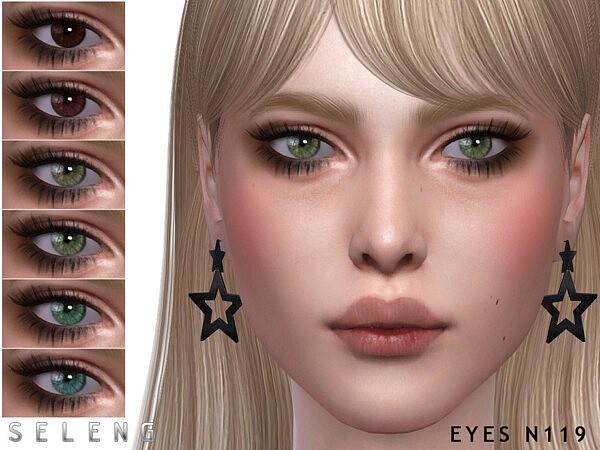 Eyes N119 sims 4 cc