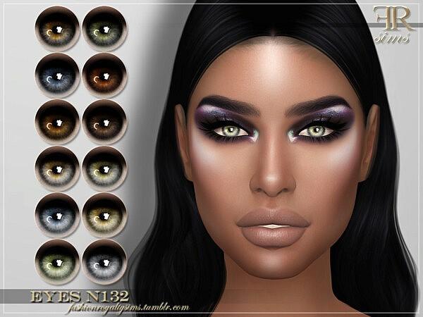 Eyes N132 sims 4 cc