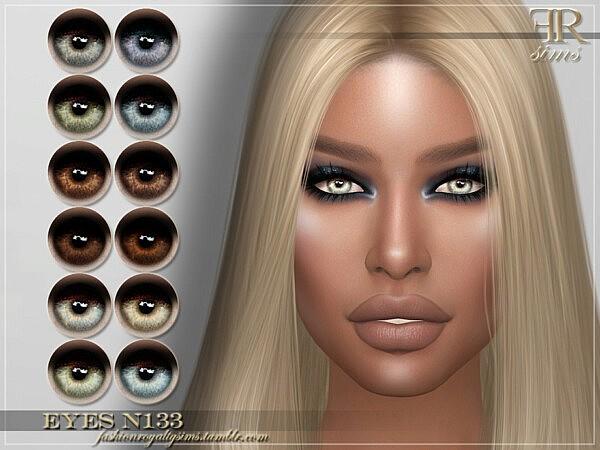 Eyes N133 sims 4 cc