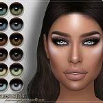 Eyes N137 sims 4 cc