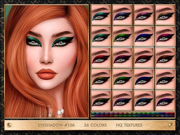 Eyeshadow 106 sims 4 cc