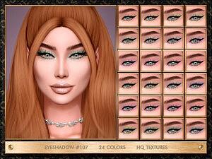 Eyeshadow 107 sims 4 cc