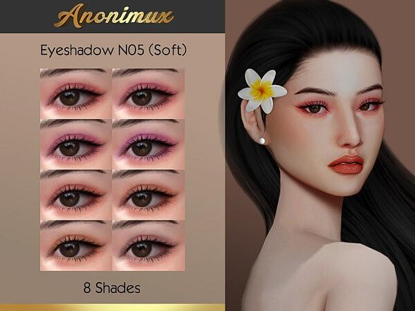 Eyeshadow N05 sims 4 cc