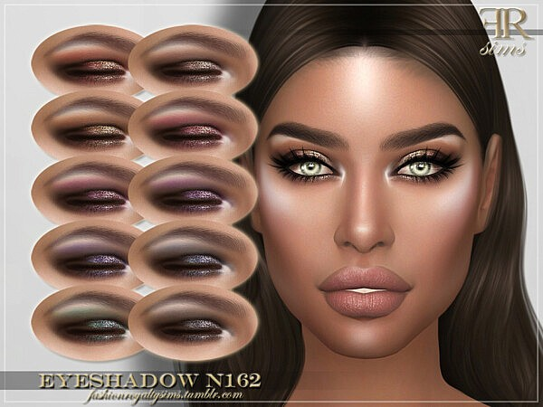 Eyeshadow N162 sims 4 cc