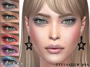Eyeshadow N84 sims 4 cc