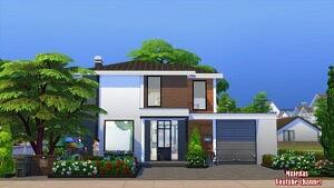 Family Dream Home sims 4 cc