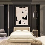 Glam Penthouse CC set sims 4 cc